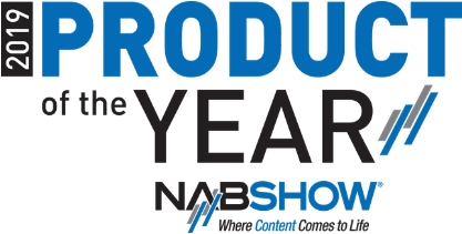 2019 NAB Show Product of the Year Awards