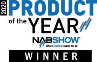 2020 NAB Show Product of the Year Award
