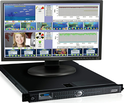 StreamScope RM-50 MPEG transport stream monitor