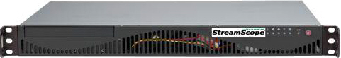StreamScope RM-40 Ultra CALM server